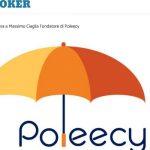 Intervista esclusiva a Massimo Ciaglia fondatore di Poleecy