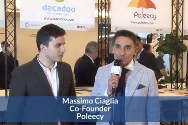 Intervista a Massimo Ciaglia, Co-Founder di Poleecy