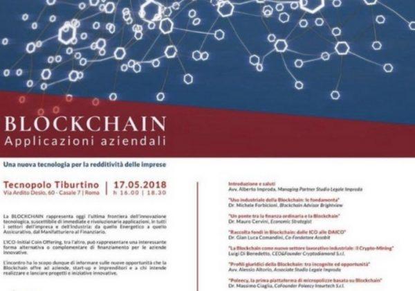 Blockchain applicazioni aziendali