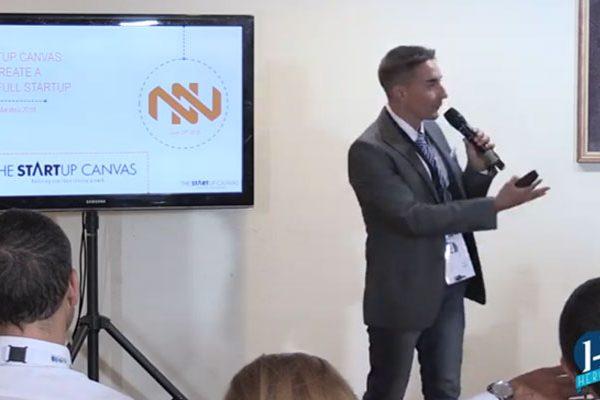 Massimo Ciaglia presenta The Startup Canvas, l'innovativo framework per canvas