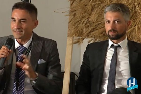 Massimo Ciaglia incontra Startup di Merda di Mario Moroni