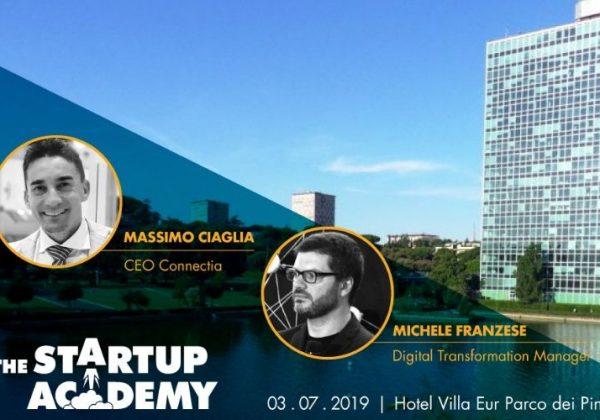 Evento The Startup Academy: crea la tua startup in meno di 8 ore