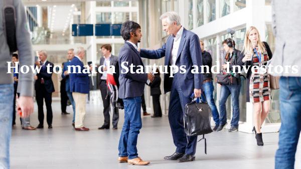 match startups investors