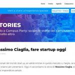 Massimo Ciaglia, fare startup oggi