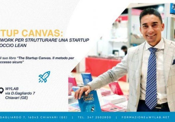 Wylab incontra Massimo Ciaglia che presenta il suo metodo di training per startup