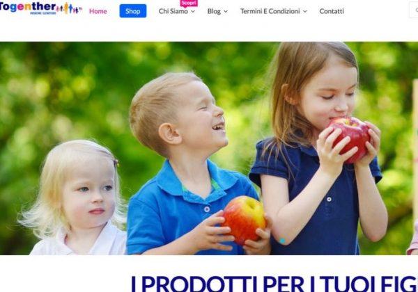Togenther, scopri i prodotti più trend per il tuo bambino