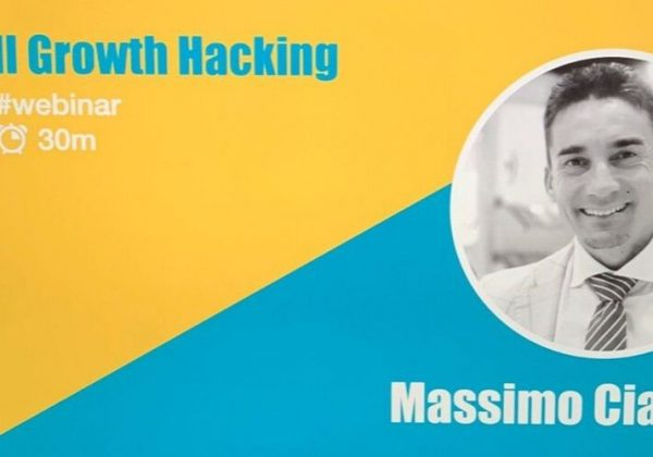 Webinar #4 Il growth hacking
