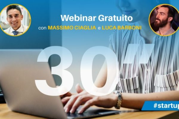 Webinar Gratuito per Startup: Applicare il Growth Hacking 101