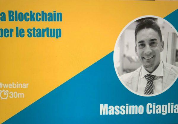 Webinar #9 La blockchain per le startup