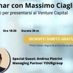Webinar free: I 7 segreti per presentarsi al Venture Capital
