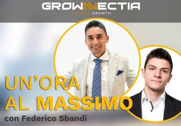Un'ora al Massimo: Federico Sbandi