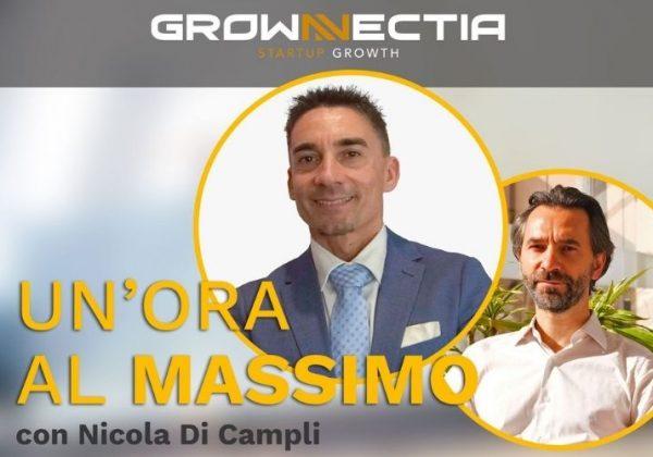 Un'ora al Massimo: Nicola Di Campli