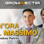 Un'ora al Massimo: Andrea Pietrini