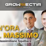 Un'ora al Massimo: Massimiliano Squillace