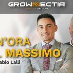 Un'ora al Massimo: Fabio Lalli