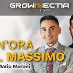 Un'ora al Massimo: Mario Moroni