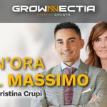 Un'ora al Massimo: Cristina Crupi