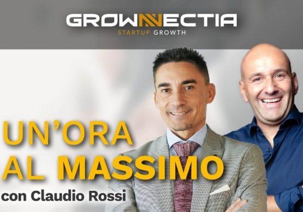 Un'ora al Massimo: Claudio Rossi
