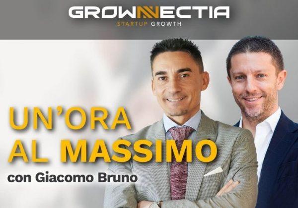 Un'ora al Massimo: Giacomo Bruno