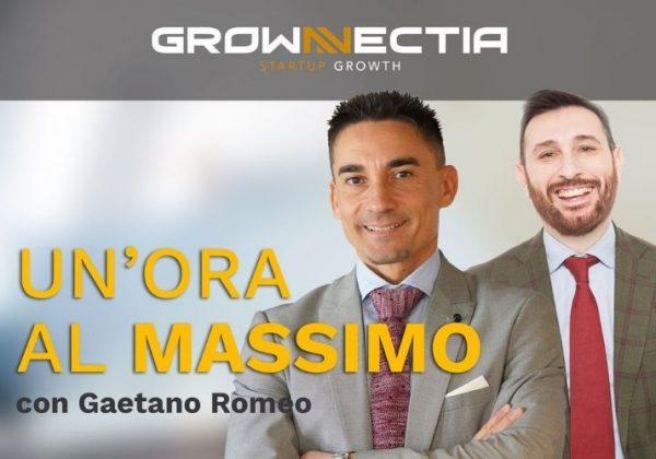 Un'ora al Massimo: Gaetano Romeo