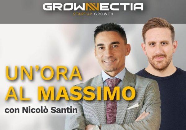 Un'ora al Massimo: Nicolò Santin