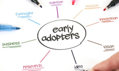 Early adopters: come e perché intercettarli attraverso i 4 canali più efficaci