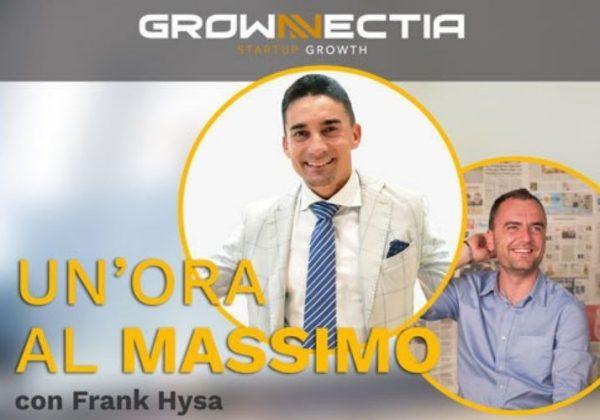 Un'ora al Massimo: Frank Hysa