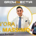 Un'ora al Massimo: Luca Barboni