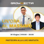 Un'ora al Massimo: Gian Luca Comandini